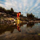 Fishing by Arman Barbuco