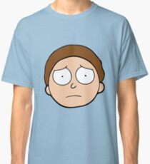 """""""Geez Rick"""" Morty Design from Rick & Morty Classic T-Shirt"""