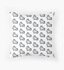Terraria - Bunny Army Throw Pillow