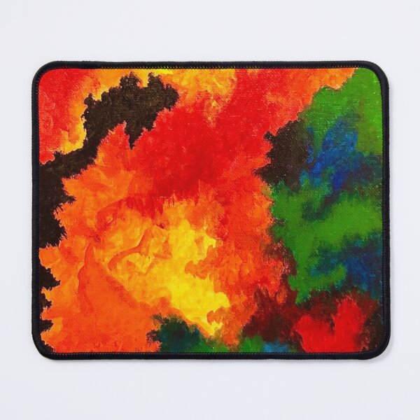 """""""Forest Essence"""" Mouse Pad"""