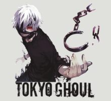 Anime: TOKYO GHOUL - Kaneki | Unisex T-Shirt