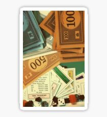 Monopoly Empire Sticker