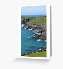 Kerry Coast Greeting Card