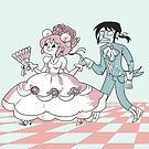 Dance with me. by vannesaco