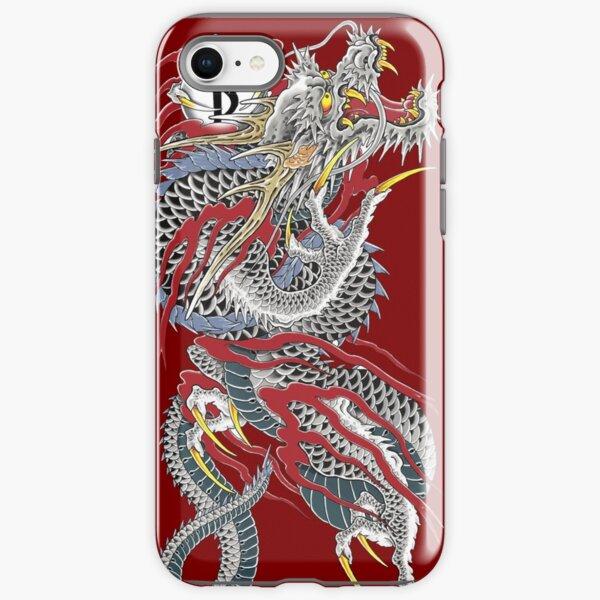 Yakuza Dragon Tattoo iPhone Tough Case