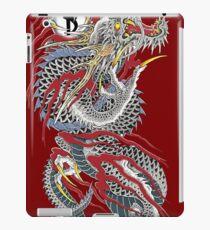 Yakuza-Drache-Tätowierung iPad-Hülle & Klebefolie
