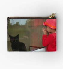 I See You Kitty Studio Pouch