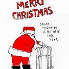 Slow Santa by Matt Mawson