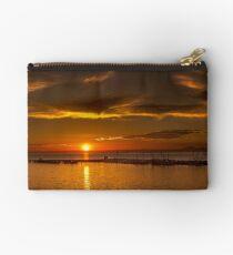 Sunset at Port - Portarlington Victoria Studio Pouch