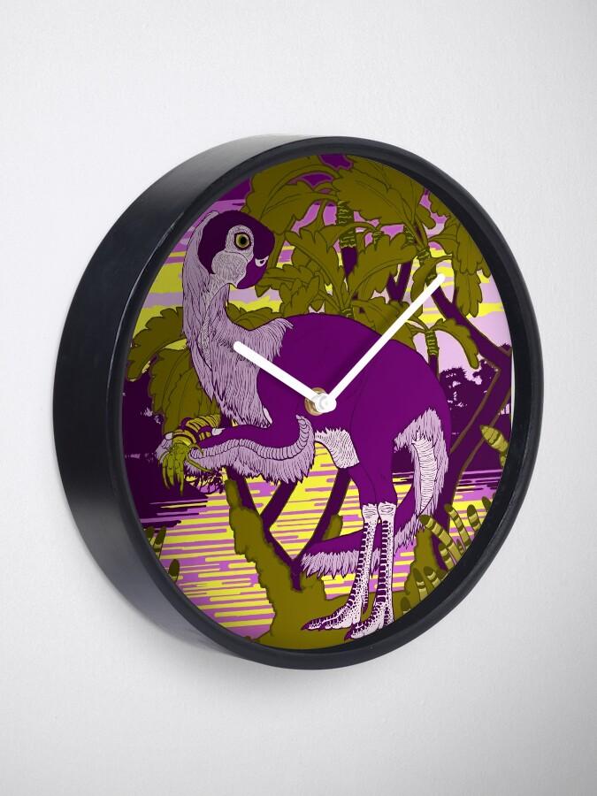 Alternate view of Nemegt Sunrise Clock