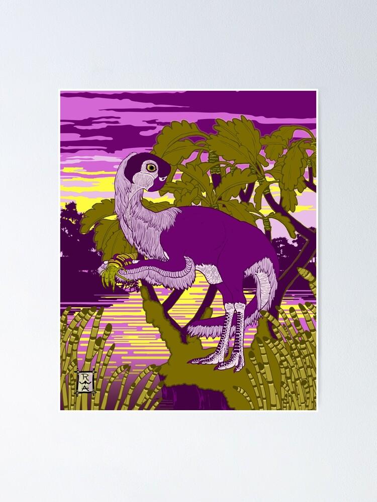 Alternate view of Nemegt Sunrise Poster
