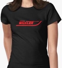 Boston Whaler Womens Fitted T-Shirt