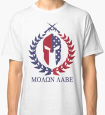 Molon Labe Classic T-Shirt