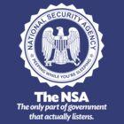 The NSA by LibertyManiacs