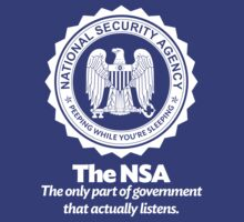 The NSA | Unisex T-Shirt