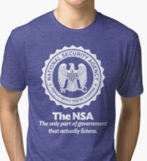 The NSA Tri-blend T-Shirt