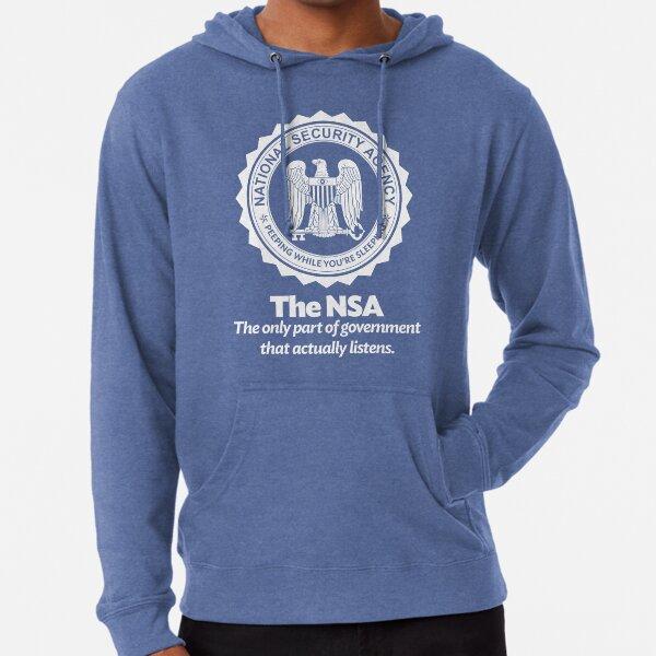 The NSA Lightweight Hoodie