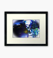 Macro Tube Framed Print
