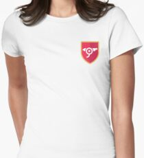 Arsenal Gunners Smooth Women's Fitted T-Shirt