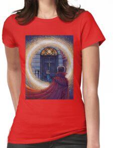 Sherlock Strange Womens Fitted T-Shirt