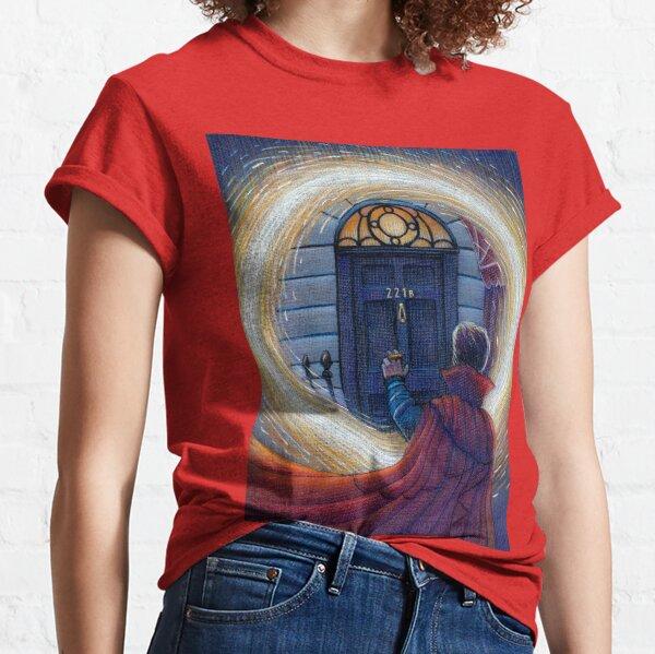 Sherlock Strange Classic T-Shirt