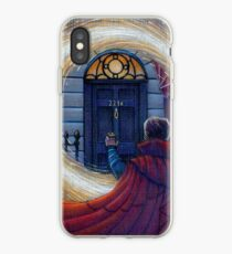 Sherlock Strange iPhone Case