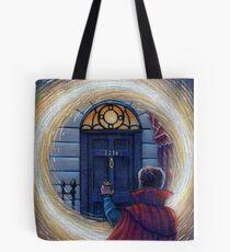 Sherlock Strange Tote Bag