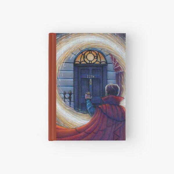 Sherlock Strange Hardcover Journal