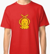 Assassination Classroom - Octopus Kiss! Classic T-Shirt
