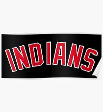 Indians Poster