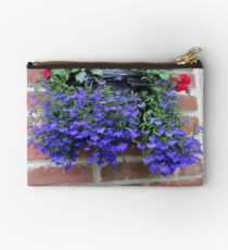 basket of flowers Studio Pouch