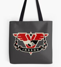 1984 INGSOC Emblem Tote Bag