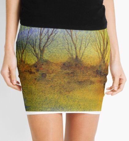 A New Beginning Mini Skirt