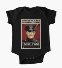 Thought Police One Piece - Short Sleeve