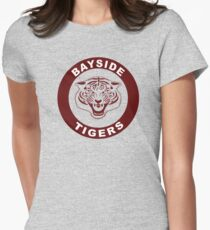 Bayside Tigers Women's Fitted T-Shirt