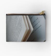 The Stories They Tell Studio Pouch