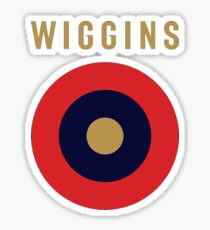 Wiggins Sticker