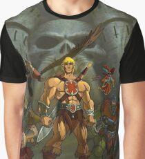 Team Master Graphic T-Shirt