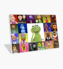 The Muppets Laptop Skin
