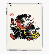 Cough iPad Case/Skin
