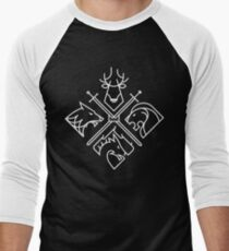 Liberate or Die Men's Baseball ¾ T-Shirt