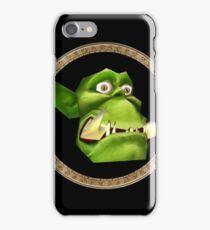 Warcraft 3 - Peon (WC3) iPhone Case/Skin