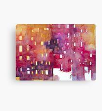 Urban landscape 3 Canvas Print