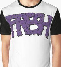 fresh purple Graphic T-Shirt