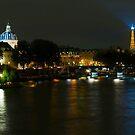Night Light Over Paris ©  by © Hany G. Jadaa © Prince John Photography