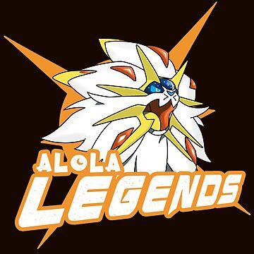 Alola Legends Pokémon Sun by FraStiller
