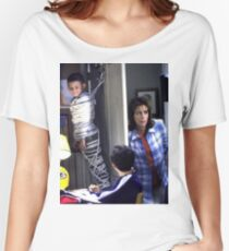 Malcolm in the Middle Lois loses her touch Women's Relaxed Fit T-Shirt