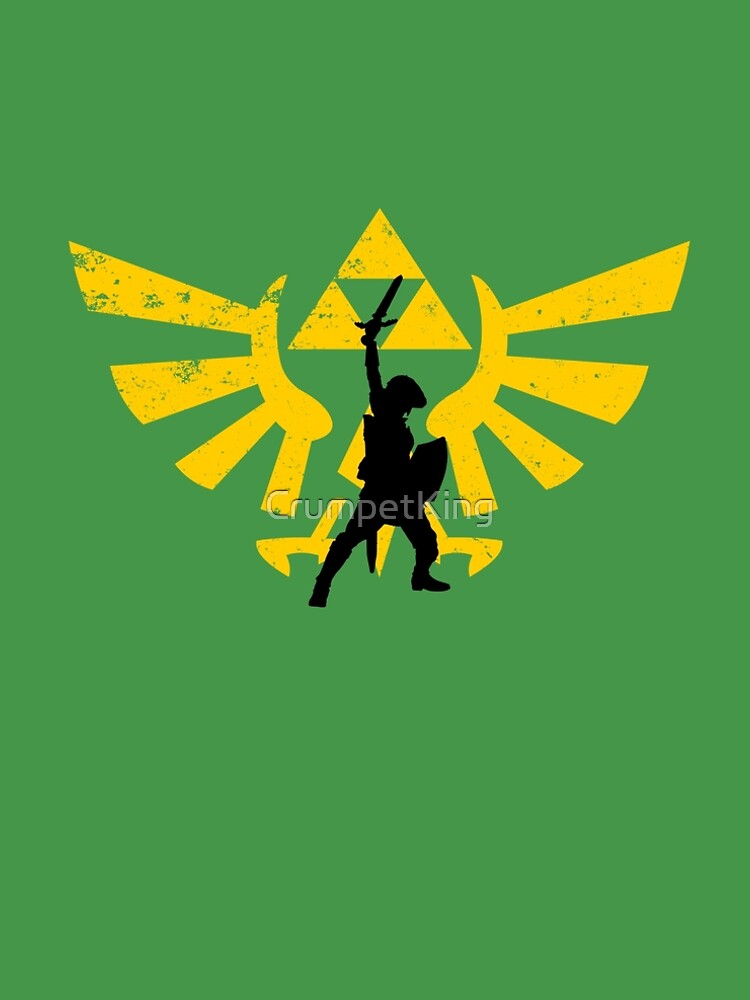 The power of three (Legend of Zelda) by CrumpetKing