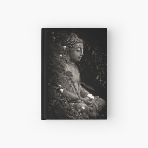 In silence Hardcover Journal