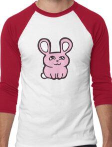 bunny lapin rabbit Men's Baseball ¾ T-Shirt